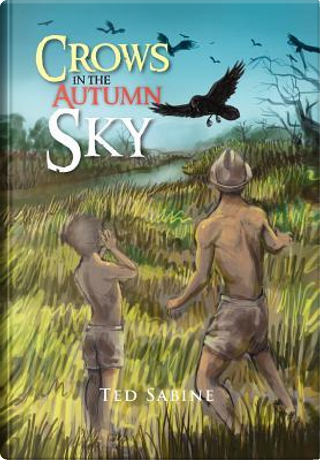 Crows in the Autumn Sky by Ted Sabine