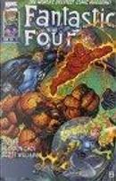 The Fantastic Four by Brandon Choi, Jim Lee