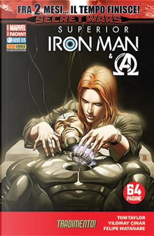 Iron Man & New Avengers n. 30 by Jonathan Hickman, Tom Taylor