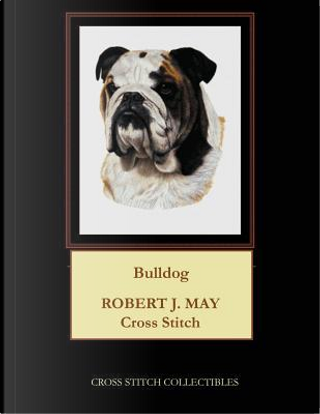 Bulldog by Cross Stitch Collectibles