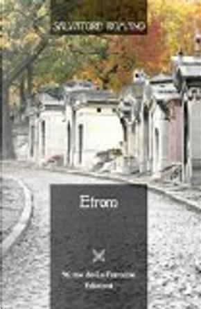 Etrom by Salvatore Romano, Salvatore Romano, Salvatore Romano