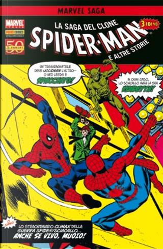 Spider-Man - La Saga Del Clone e Altre Storie vol. 3 by Archie Goodwin, Bill Mantlo, Gerry Conway, Gil Kane, Jim Mooney, Ross Andru