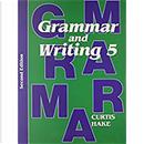 Grammar & Writing Homeschool Kit, Grade 5 by Steck-Vaughn