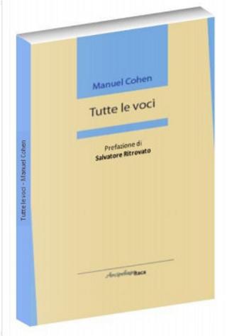 Tutte le voci by Manuel Cohen