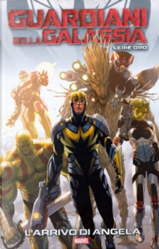 Guardiani della Galassia: Serie oro vol. 2 by Brian Michael Bendis