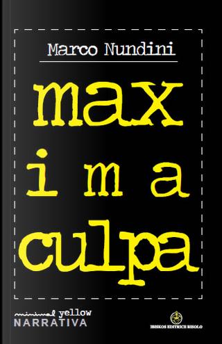 Maxima culpa by Marco Nundini