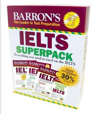 IELTS Superpack 3rd edition by Barron's