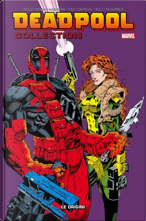 Deadpool collection vol. 7 by Fabian Nicieza, Joe Kelly, Mark Waid, Rob Liefeld