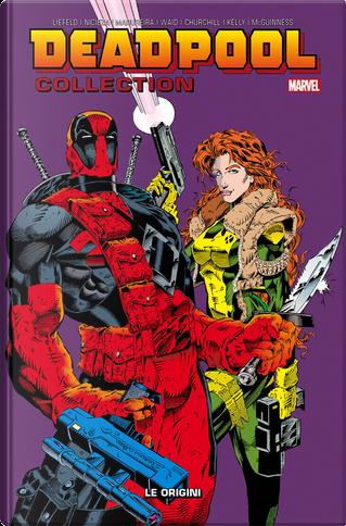 Deadpool collection vol. 7 by Joe Kelly, Fabian Nicieza, Rob Liefeld, Mark Waid