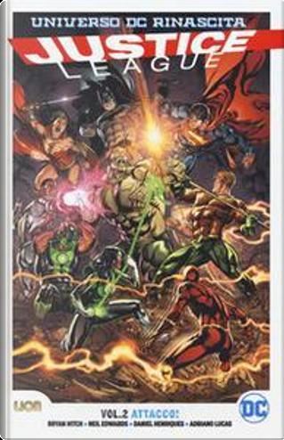 Justice league vol. 2 - Universo DC: Rinascita by Brian Hitch