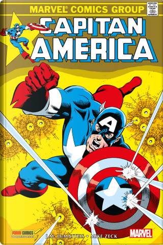 Capitan America by J.M. DeMatteis