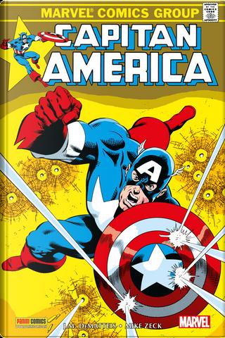 Capitan America by J.M. DeMatteis