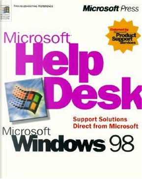 Microsoft Help Desk for Microsoft Windows 98 by Stephen L. Nelson