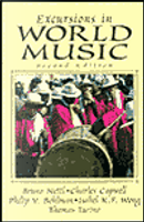 Excursions in World Music by Bruno Nettl