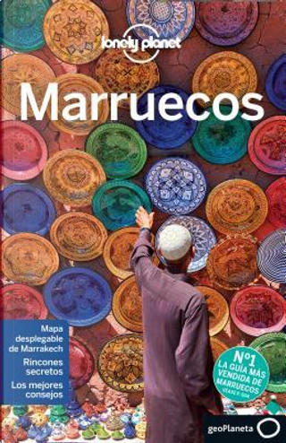 Lonely Planet Marruecos by Paul Clammer