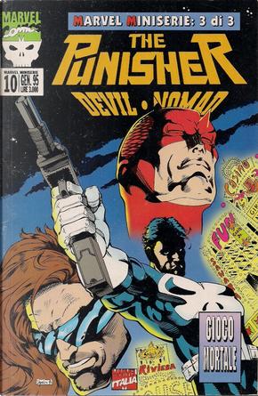 The Punisher - Devil - Nomad: Gioco mortale 3 (di 3) by Chuck Dixon, D.G. Chichester, Fabian Nicieza