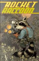 Rocket Raccoon & Il Leggendario Star-Lord #1 - Cover Variant FX by Joe Caramagna, Sam Humphries, Skottie Young