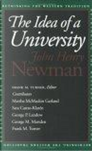 The Idea of a University by John Henry Newman