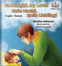 Goodnight, My Love! (English German Children's Book) by Shelley Admont