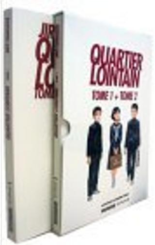 Quartier lointain, coffret tomes 1 et 2 by Frédéric Boilet, Jiro Taniguchi
