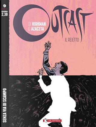 Outcast n. 9 by Robert Kirkman