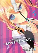 Kaguya-sama. Love is war vol. 3 by Aka Akasaka