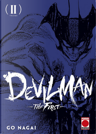 Devilman: The First #2 by Go Nagai