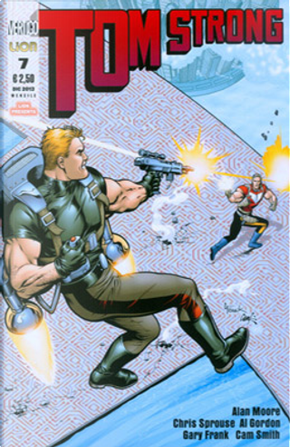 Tom Strong - Prima Serie n. 7 by Alan Moore, Chris Sprouse, Dave Gibbons