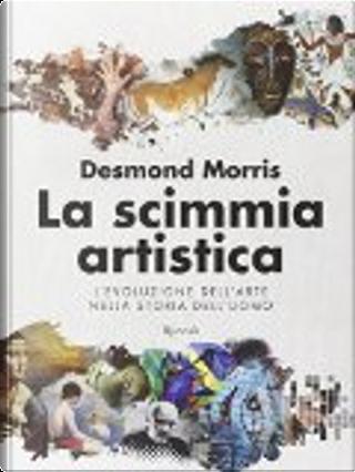 La scimmia artistica by Desmond Morris