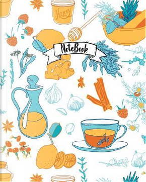 Notebook by M.J. Journal
