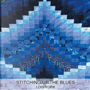 Stitching Up The Blues by Lois York