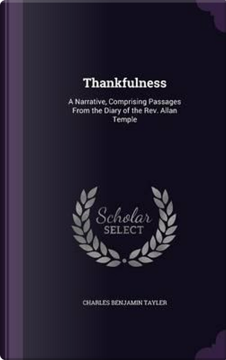 Thankfulness by Charles Benjamin TAYLER