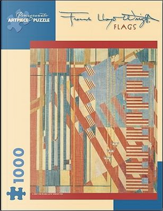 Frank Lloyd Wright - Flags by Pomegranate Communications Inc.