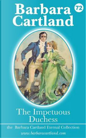 The Impetuous Duchess by Barbara Cartland