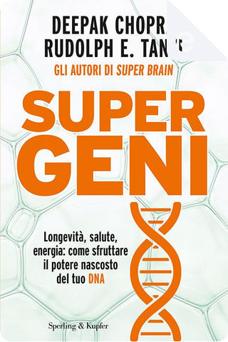 Super geni by DEEPAK CHOPRA
