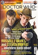 Doctor Who Magazine n. 551