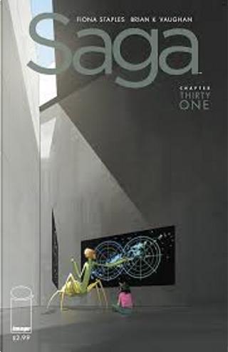 Saga #31 by Brian K. Vaughan