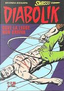 Diabolik Swiisss n. 288 by Angela Giussani, Luciana Giussani