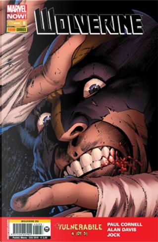 Wolverine n. 293 by James Asmus, Jock, Mark Simpson, Paul Cornell