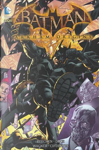 Batman: Arkham Origins by Adam Beechen, Doug Wagner, Frank Hannah