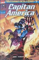 Capitan America & Thor n. 53 by Joe Edkin, John Ostrander, Mark Waid