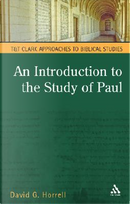 An Introduction To The Study Of Paul by David G. Horrell