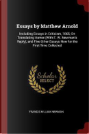 Essays by Matthew Arnold by Francis William Newman