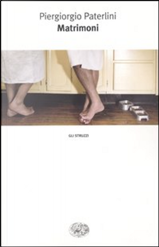 Matrimoni by Piergiorgio Paterlini
