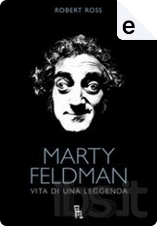 Marty Feldman by Robert Ross