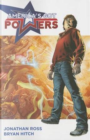 America's Got Powers by Jonathan Ross