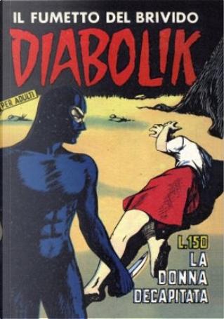 Diabolik: Anastatika n. 14 by Angela Giussani