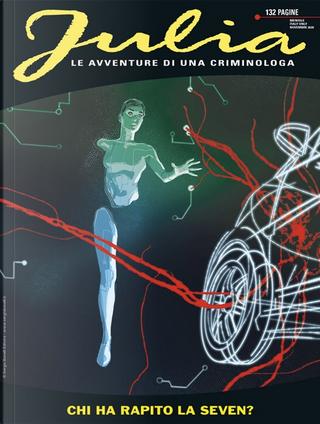 Julia n. 266 by Giancarlo Berardi, Maurizio Mantero