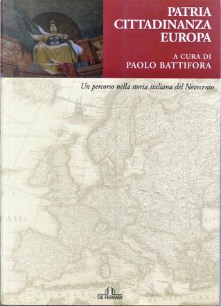 Patria cittadinanza Europa by
