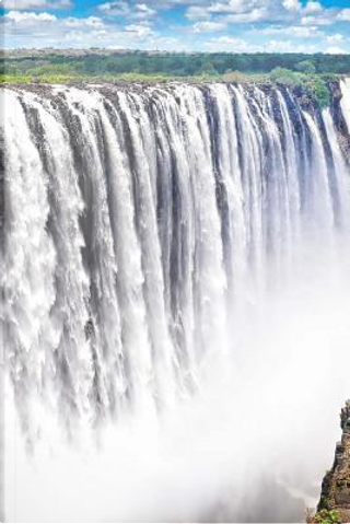 Majestic Victoria Falls in Zimbabwe, Africa Journal by Pen2 Paper